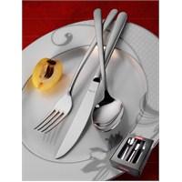 Aryıldız Viole Mat 18 Parça Yemek Takımı