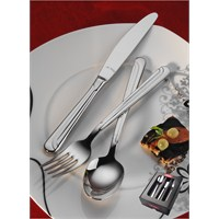 Aryıldız Milenyum 24 Parça Çatal Kaşık Bıçak Pasta Takımı