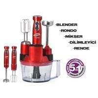 Goldmaster GFPS-7203 700 W El Blender Seti