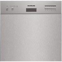 Silverline 9140/9160 A+ Enerji Sınıfı 6 Programlı Yarı Ankastre Bulaşık Makinesi