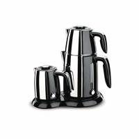 Korkmaz A 367 Çaykahve Makinesi İnox / Siyah