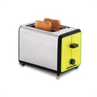 Korkmaz A 411-01 Duofetta Ekmek Kızartma Makinesi Sarı
