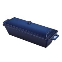 Lava Ekmek Kabı Terrine Mavi