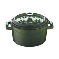 Lava Mini Tencere - Çap(Ø)10 Cm. Yeşil