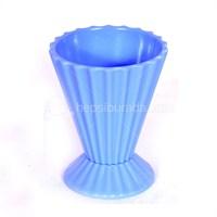 Bosphorus Melamin Dondurma Kasesi Mavi