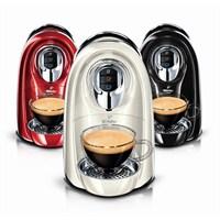 Tchibo Cafissimo COMPACT Kahve Makinesi Kırmızı