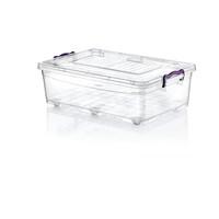 Hobby Life Plastik 30 Lt Tekerlekli Multi Box Saklama Kabı