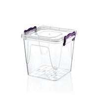 Hobby Life Plastik 1,8Lt Kare Multi Box 6 Lı Saklama Kabı