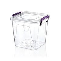 Hobby Life Plastik 3,7Lt Kare Multi Box Saklama Kabı