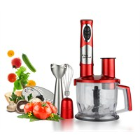 King P-996 R Gourmet Komple El Blender Seti