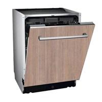 Termikel BM14-36360 G A++ 6 Programlı Inox Tam Ankastre Bulaşık Makinası