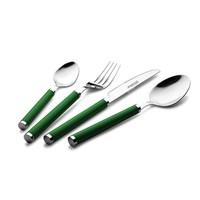 Schafer 36 Parça 12100 Çatal-Bıçak-Kaşık Takımı-Yeşil