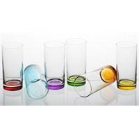 Lav Renkli Meşrubat Bardağı 6'Lı Lbr320pt