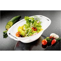 Börner V5 Kombine Salata Küveti, Beyaz