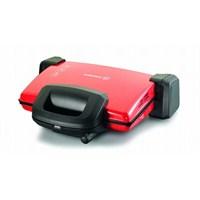 Korkmaz A 312-02 Kompakto Small Tost Makinesi Kırmızı