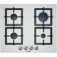 Bosch PCP675B21E 4 Gözü Gazlı Paslanmaz Çelik Ankastre Ocak