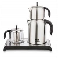 Fakir Multi Serve 2in1 Paslanmaz Çelik Çay Yapma Makinesi