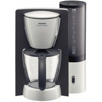 Siemens TC60101V Kahve Makinesi (Beyaz/Koyu Gri)