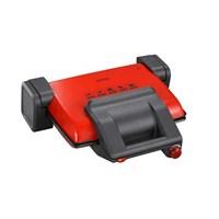 Vestel V-Brunch Serisi 2001 Kırmızı Izgara ve Tost Makinesi
