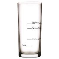 Paşabahçe İçelim Güzelleşelim Rakı Bardağı 6'Lı