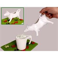 Enza Culina Porselen Sütlük