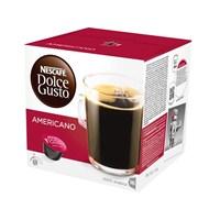 Nescafé® DOLCE GUSTO® Americano Kapsülü