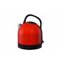 Vestel V-Brunch Serisi Retro Kırmızı Su Isıtıcı