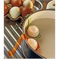 Fidex Home Askılı Yumurta Pişirme Aparatı 2'Li Kırmızı