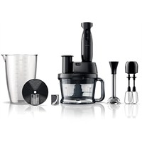 Philips Viva Collection HR1337/00 700 W El Blenderi Çift Mikser ve Ölçekli Sürahi ile