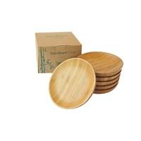 Bambum - Silva - 6'Lı Çay Tabağı