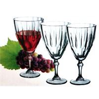 Paşabahçe Diamond 3'Lü Şarap Bardağı