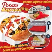 Buffer Patates Pişirme Kumpir Torbası Potato Express