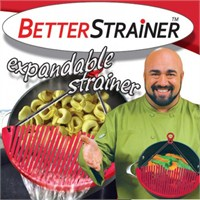 Buffer Better Stainer Pratik Tencere Süzgeci
