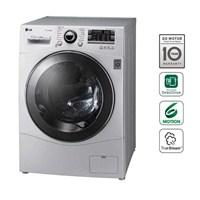 LG F14A8RDS5 A Enerji Sınıfı 9 Kg Yıkama 6 Kg Kurutma Kapasiteli 1400 Devir Kurutmalı Çamaşır Makinesi