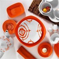 Kütahya Porselen Zeugma 43 Parça 687819 Desen Kahvaltı Takımı