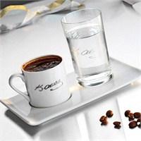 Kütahya Porselen Atatürk İmzalı Kahve Fincan Seti