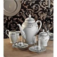 Kütahya Porselen Gözde 6 Kişilik 29 Parça 10133 Desen Çay Takımı