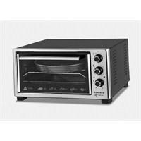 Luxell LX-13575 İnox Börekçi Fırın