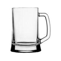 Paşabahçe 6'Lı Kulplu Bira Bardağı