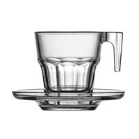 Paşabahçe 6'Lı Casablanca Espresso Fincan Takımı
