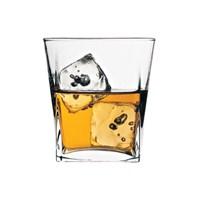 Paşabahçe 6'Lı Carre Viski Bardağı