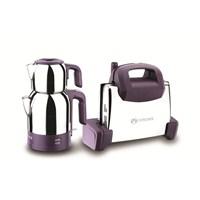 Korkmaz A 389 Twin Kahvaltı Seti (Çay Makinesi+Tost Makinesi)