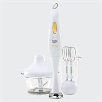 Beko 2155 400 Watt Cam Hazneli El Blender Set