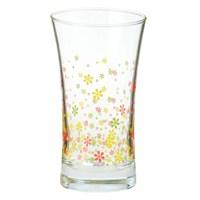 Paşabahçe Workshop Azur 3 Lü Meşrubat Bardağı Çiçek Desenli