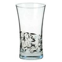 Paşabahçe Workshop Azur 3 Lü Meşrubat Bardağı Ottoman Desenli