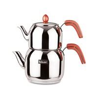 Hisar Çayd.Tk.Monaco Kırmızı -Bahama 6'Lı Çay Bardak Hediyeli