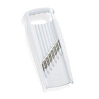 Börner - Waffel Xxl Powerline Dekoratif Rende, Beyaz