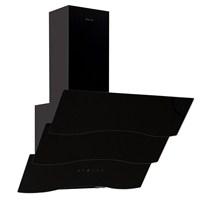 Ferre SPR 600 Uzaktan Kumandalı Siyah Dekoratif Camlı Davlumbaz