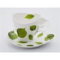 Narin Bone China Porselen Çay Fincanı
