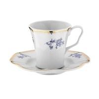 Kütahya Porselen Nil 29671 Desen Kahve Takımı